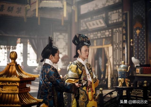 她本是王府婢女,却因伺候皇子而生下天子,成清朝最长寿的太后