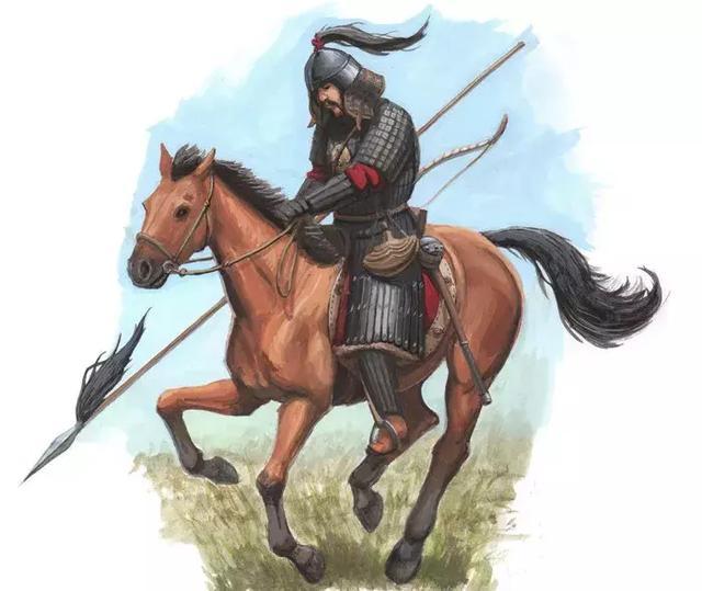 草原雄鹰:战力碾压北宋的辽帝国军队