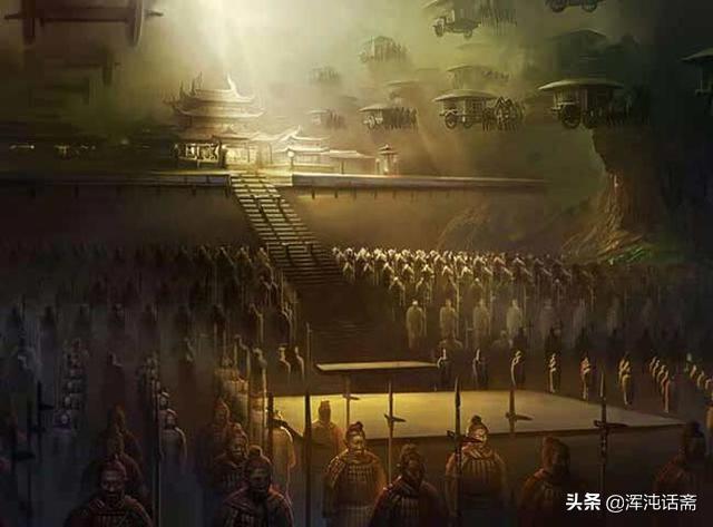 秦始皇陵如何修建?专家:复杂程度远比李斯描绘,太梦幻了