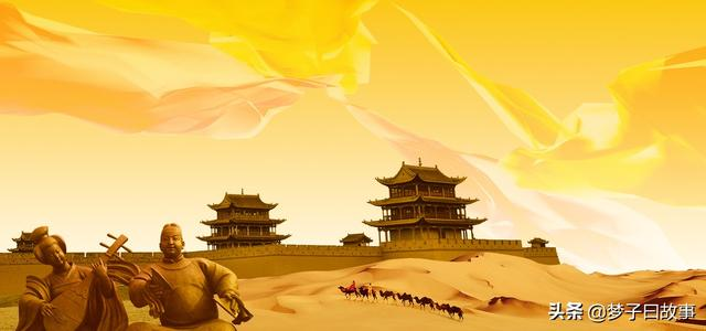 古丝绸之路的沿线风光,风景美不胜收,看看有你的家乡没?