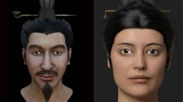 秦始皇儿子和妃嫔面貌被复原:一段残酷的历史揭开了神秘面纱