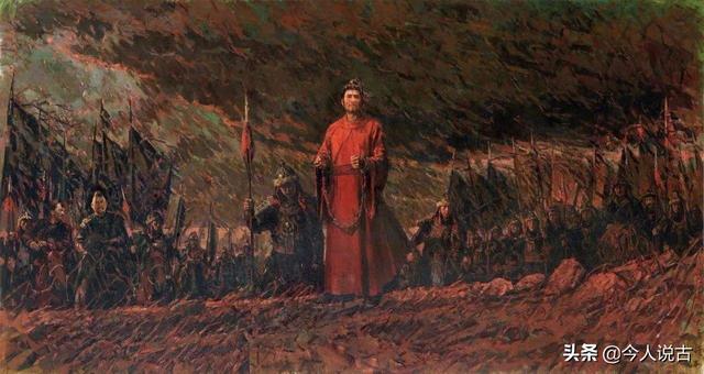 """千古忠臣说""""满足一条件我便投降"""",敌国皇帝却选择痛下杀手"""