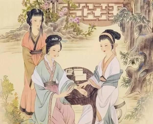 我国古代传说的四名女医学大师