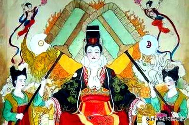 女皇武则天:伟大的政治家,杰出的皇帝,不合格的母亲