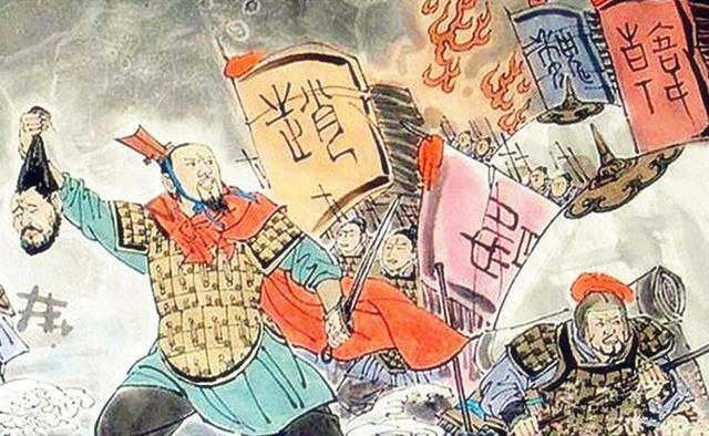 一场绝地之战,结果却让一将领遗臭万年,其实他背了一个很大的锅