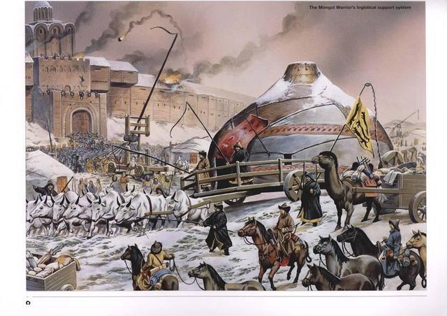 北方汉人帮助蒙古军队攻打南宋,元朝统一天下后才知道后悔