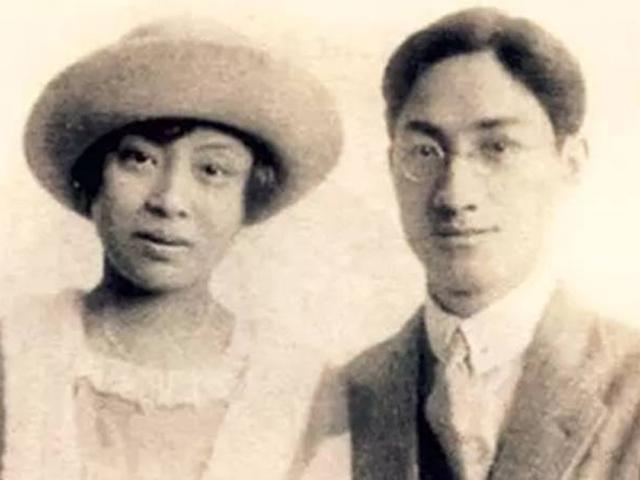 徐志摩为爱选择与妻子离婚,为何林徽因却坚持放手,与梁思成结婚