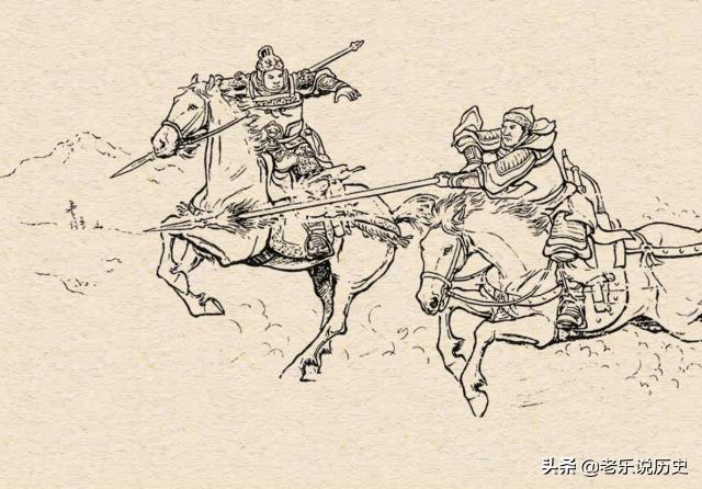三国悍马首战:大枪挥舞雷霆万钧,秒杀狂徒,智擒暴凶,一战成名
