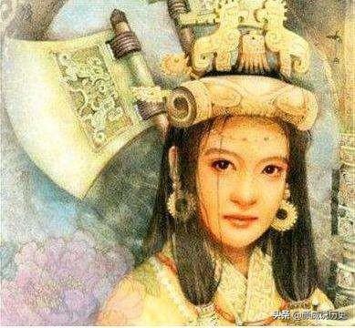 1976年,一座古墓的发掘,揭示出中国历史上第一位女将军的辉煌!