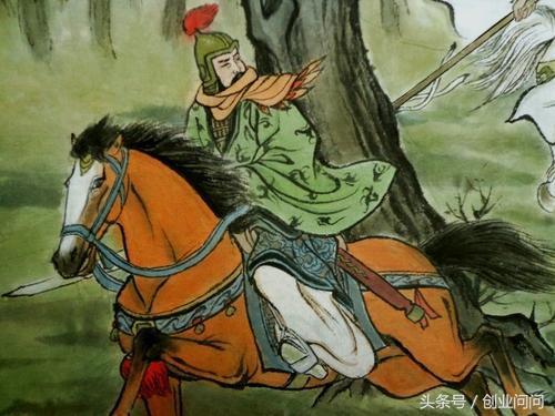 俗话说神机妙算孔明高,三国英雄算马超,这一仗马超果然厉害